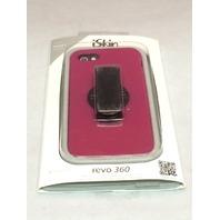 iSkin Revo5g-Pk3 Revo 360 Silicone Case For iPhone 5 5s - Vixen