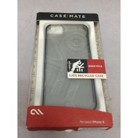 Case-Mate Ekocycle Barely There Hard Shell Case For iPhone 5 5s SE - Platinum