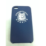 Tribeca Connecticut Huskies iPod Touch 4th Gen Silicone Case