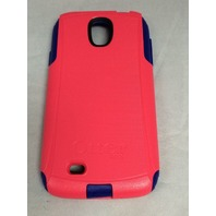 Commuter Series Case For Samsung Galaxy S 4 Mobile Phones - Pink/Purple