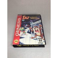 Taz Escape from Mars (No Manual)