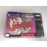 Taz-Mania By Sunsoft: A Super Nintendo Game
