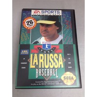 Tony LaRussa Baseball - No Cartridge