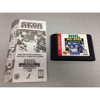 Nhl All-Star Hockey '95: Sega Genesis