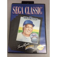 Tommy Lasorda Baseball - Sega Genesis