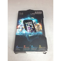 Lifeproof iPhone 6 Case - Fre Series - Black (Black/Black) - SEALED 105815-5033