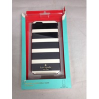kate spade new york - Hybrid Hard Shell Case for iPhone 6 - Black/Cream 4.7
