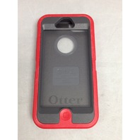 sports shoes c6dc6 f6d8a OtterBox Defender Series Case for iPhone 5 - Red/Black - NO HOLSTER ...