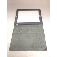 Echo Creative - Lettre X - iPad Case - (Black) ELE2B2BK002