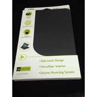 Gear Head Slim-Line Portfolio Stand For iPad Mini, Grey (Mps3500gry)