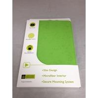 Gear Head Slim Portfolio Stand For iPad Mini - Green (Fs3200grn)
