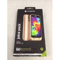 mophie Juice Pack Rechargeable Battery Case for Samsung Galaxy S5 (3000 mAh)