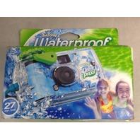 Fujifilm Quick Snap Waterproof 35mm Single Use Camera - NEW SEALED