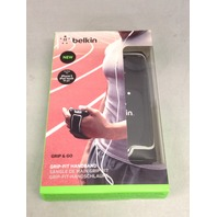 Belkin Grip-Fit Handband for iPhone 5, 5S, 5c SE and iPod touch 5th gen (Blacktop)
