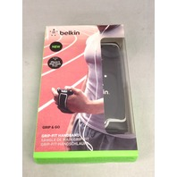Belkin Grip-Fit Handband for iPhone 5, 5S, 5c and iPod touch 5th gen (Blacktop)