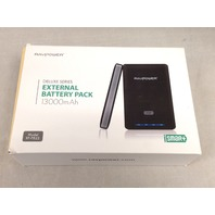 RAVPower 13000mAh Portable Charger  4.5A Output External Battery - iSmart