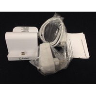 Cellet Universal Cradle Charger for Micro USB Phones with Mount - White