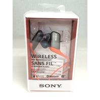 Sony MDRAS600BT Active Sports Bluetooth Headset (Orange)