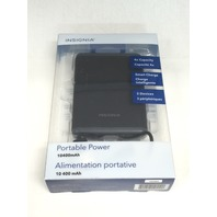 Insignia Portable Power 10400mAh