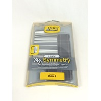 OtterBox SYMMETRY SERIES GREY PLAID / GREY STIPE INSERTS