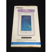 FRiEQ Universal Waterproof Case Protects your device, Purple