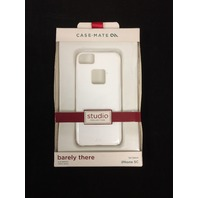 Case-Mate Barely There Case for iPhone 5C - White