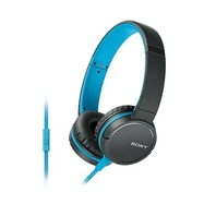 Sony MDRZX660AP/L Over-Ear Headphones (Blue)