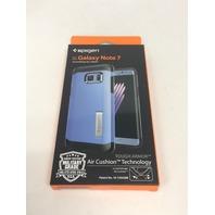Spigen Tough Armor Case for Galaxy Note 7 Coral Blue