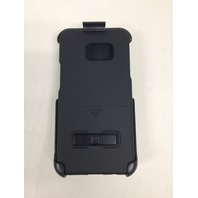 Platinum Holster Case with Kickstand for Samsung Galaxy S6 edge PLUS Phone,Black