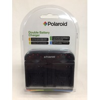 Polaroid Dual Battery Charger for Canon NB4L NB5L NB6L 808 BP945