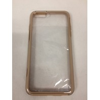 OtterBox SYMMETRY CLEAR SERIES Case for iPhone 6 PLUS/6s PLUS, Clear/Roasted Tan