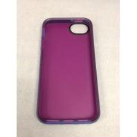 Belkin Grip Candy Sheer Case For New Apple iPhone 5 (Purple / Blue)