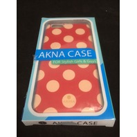 Akna case with polka dot iPhone 6plus
