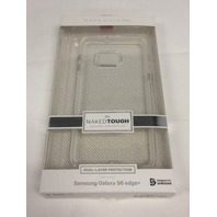 Case-Mate Naked Tough Cell Phone Case for Samsung Galaxy S6 Edge Plus - Clear