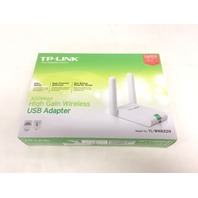 TP-Link N300 Wireless High Gain USB Adapter (TL-WN822N)