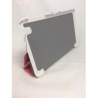 FYY -Samsung tab Pro 8.4 Folio Leather Case with Smart Auto Sleep/Wake Feature Light Pink