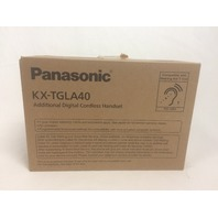 Panasonic Dect 6.0 Black Digital Cordless Handset KX-TGLA40