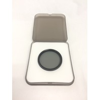 Platinum - 52mm Circular Polarizer Lens Filter - Clear