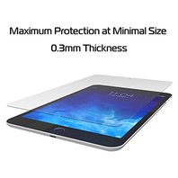 Tzumi ProGlass Premium HD Tempered Glass Screen Protector for iPad Mini 1 2 3