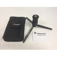 Manfrotto Table Top Tripod Kit 209, 492 LONG - missing extender