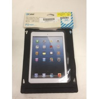 E-Case iSeries iPad Mini Case with Jack, Black