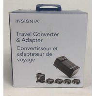 Insignia All-in-one Travel Adapter/converter
