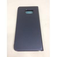 Samsung Galaxy S6 Edgeplus S-View Flip Cover Blue EF-CG928PBEGUS