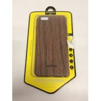 NeWisdom iPhone 6/6S PLUS Case, Thin, Non-Slip Cover, Sandalwood