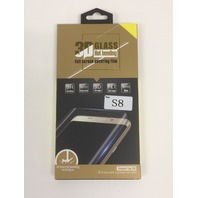 Glass Screen Protector Samsung S8 - Full