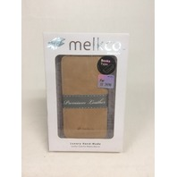 Melkco Premium Leather Phone Case for Samsung Galaxy S4 Mini