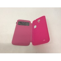 S View Cover for Samsung Galaxy S4 - Pink