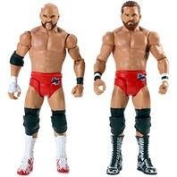 WWE Scot Dawson & Dash Wilder Action Figure (2 Pack)