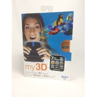 Hasbro MY3D Viewer for iPod touch and iPhone Black