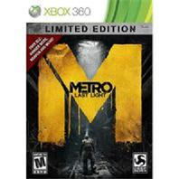 Metro: Last Light - Limited Edition - Xbox 360